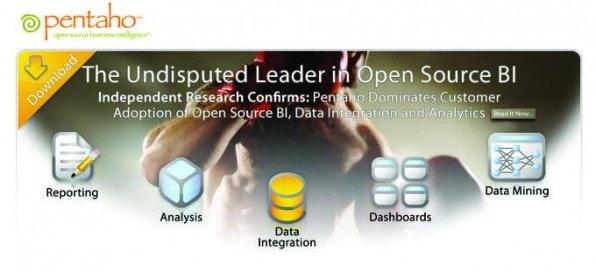 Definition von ETL-Prozessen für unterschiedliche Datenquellen mit der Pentaho Data Integration.