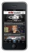 Der Nachrichtensender n-tv<br /> ist mit dem CDN-Ursprungsserver verbunden, die Videos als<br /> Mulitbitrate-Stream verfügbar. (Quelle: n-tv, onlinelib)