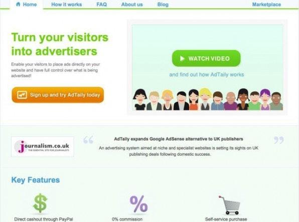 Buttons gehören zu den sechs Säulen der Blog-Vermarktung. Der Ad-Vermarkter AdTaily vereinfacht die Abwicklung und verzichtet bisher auf Kommission.