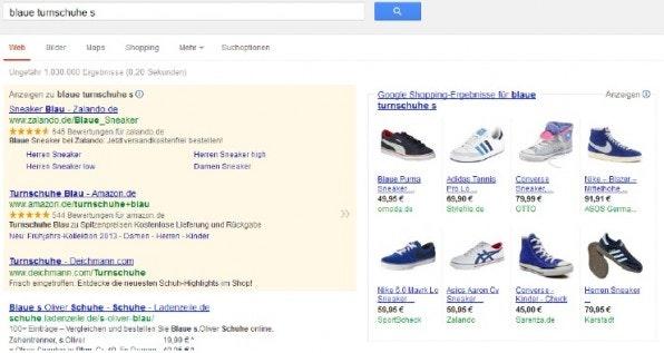 Google Shopping fungiert als vertikale Suchmaschine für physische Produkte – was vor allem für E-Commerce-Unternehmen interessant ist.