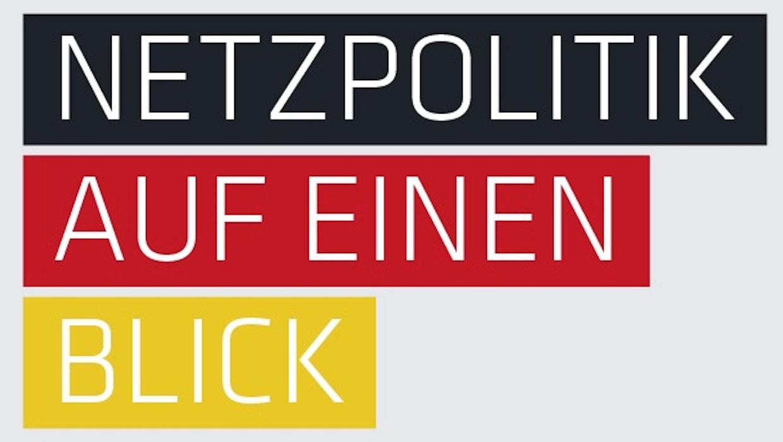 Wähl' das Web: Die netzpolitischen Wahlprogramme im Vergleich