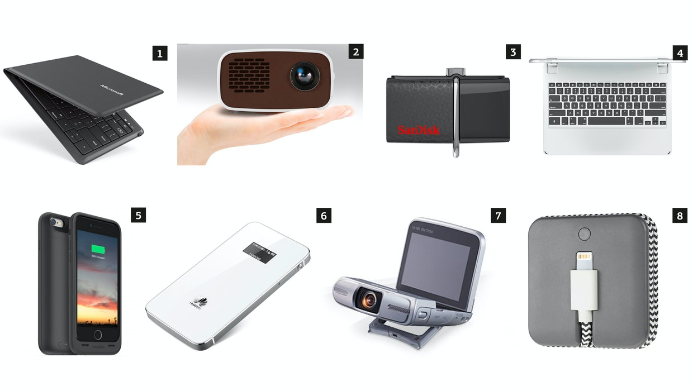 Unterwegs arbeiten: Smarte Hardware fürs mobile Büro