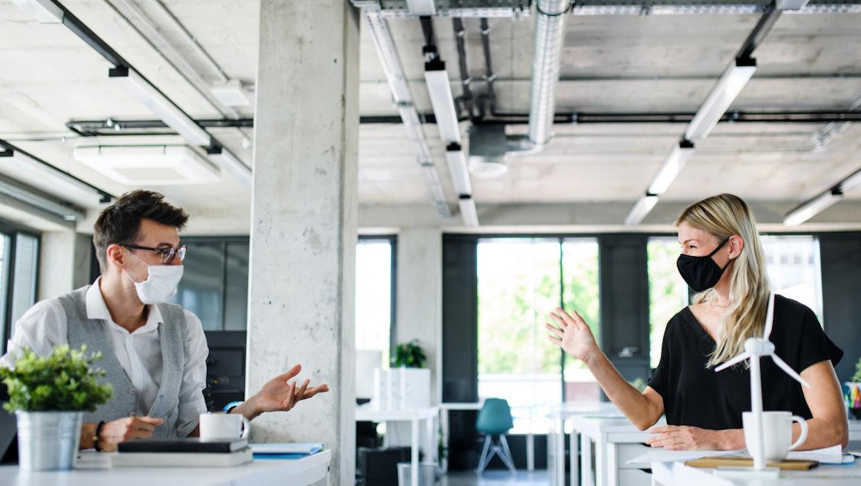 Diese 6 Typen im Großraumbüro musst du kennen