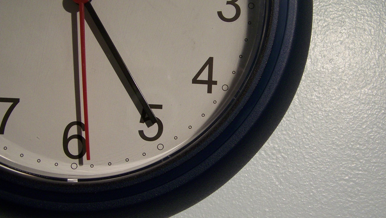 """Infografik: """"Social Timing"""" – Der beste Zeitpunkt für Blogposts"""
