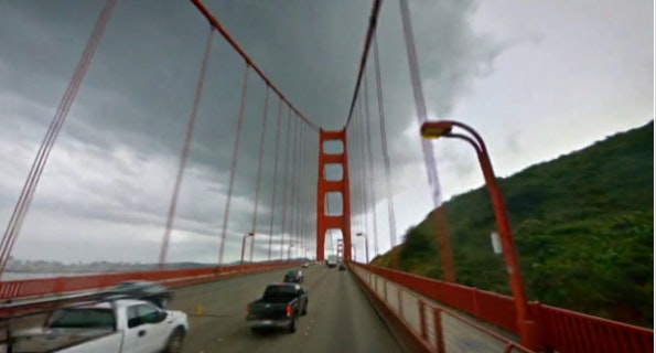 Hyperlapse - Golden Gate Bridge