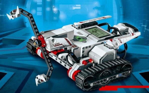 Lego Mindstorms: Cool aber nicht billig. (Bild: Lego)