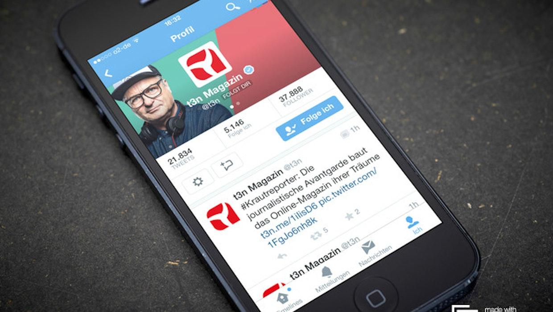 Twitter Mobile UX: So adaptierst du die Slider-Animation fürs Web