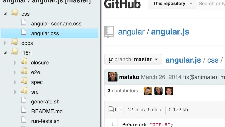 Octotree für Chrome erweitert GitHub um Baumansicht