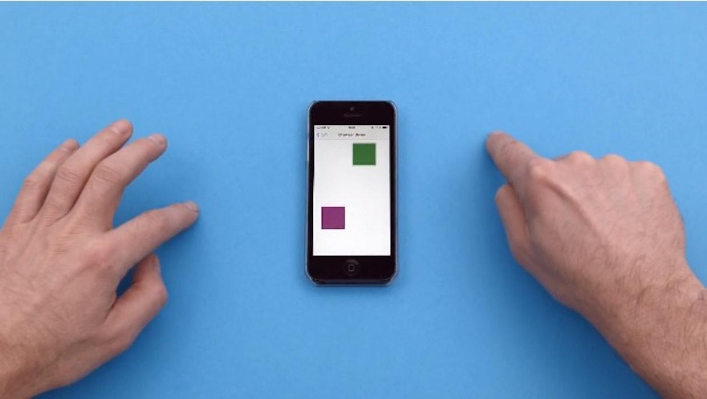 Richtig viel Platz: iPhone-Case fuffr verwandelt deinen Tisch in ein Touchpad