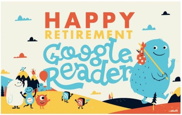 Feedly profitierte enorm vom Ende des Google-Readers – dank einer schlauen Kommunikationsstrategie. (Screenshot: Feedly)