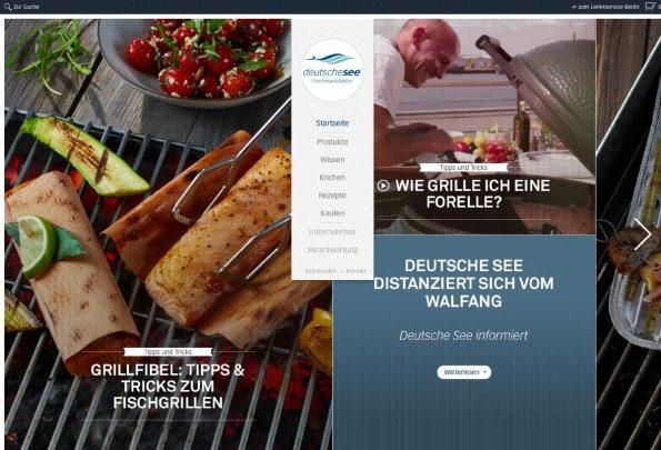 (Screenshot: Deutsche See)