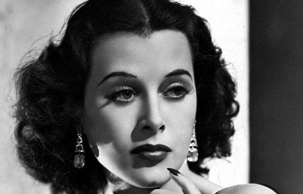 Hedy Lamarr entwickelte das Frequenzspreizungsverfahren. (Bild: commons.wikimedia.org)