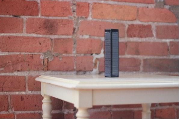 Lantern dienst als Empfänger, Speichermedium und Hotspot (Screenshot: indiegogo.com)