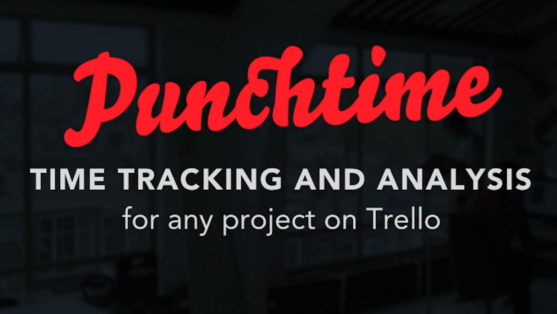 Punchtime: Zeiterfassung und Analyse für deine Trello-Projekte