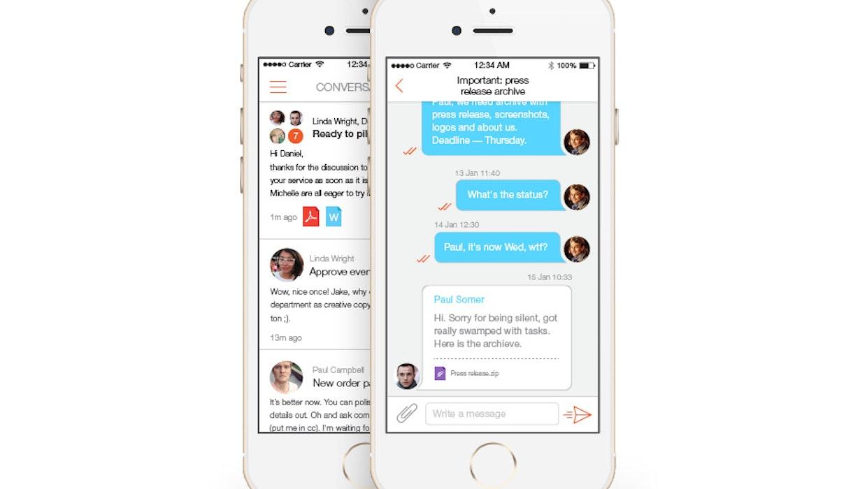 Mails werden zu Chats: Wie ein neuer Startup-Trend unsere Kommunikation verändern könnte