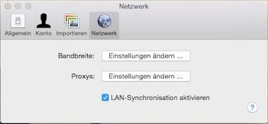 mac dropbox synch