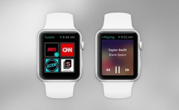 TuneIn Radio: Listen to radio from all over the world on the go.  (Graphic: TuneIn Radio)