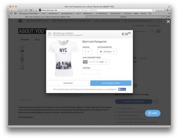 (Screenshot: ShopCo)