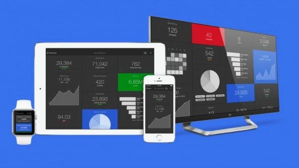 Numerics ist speziell für den mobilen Einsatz geeignet. Kommt sogar mit einer App für Apple Watch. (Screenshot: t3n)