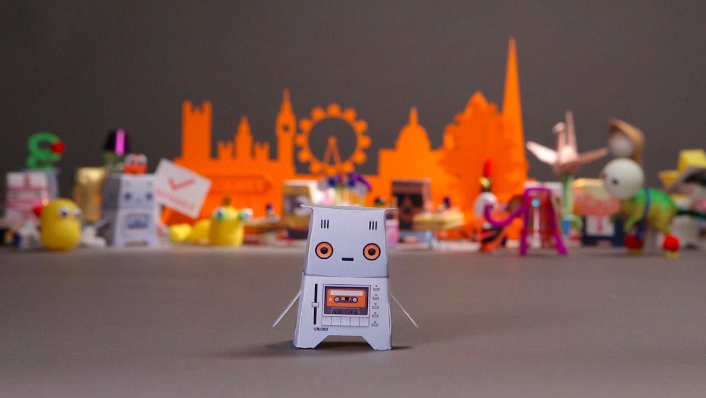 Ein kleiner Roboter für unter 7 Euro: Das steckt hinter dem Crafty Robot