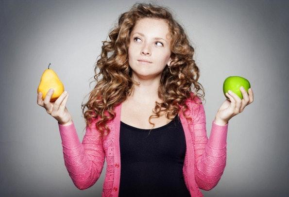 aepfel mit birnen vergleichen Trollguide