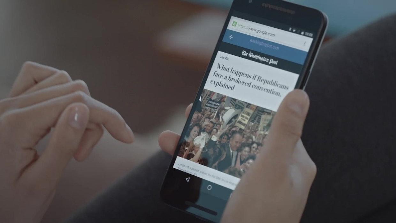 AMP in der Bildersuche: Googles Internet-Turbo wird auf weitere Produkte ausgerollt