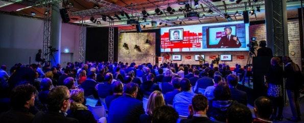 CeBIT Global Conferences: Konferenz geht der Frage nach, was die digitale Transformation für uns bedeutet. (Foto: Deutsche Messe)