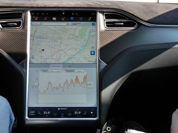 "Tesla 17"" Display"
