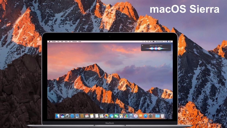 macOS Sierra 10.12.2 ist da: Update bringt Bugfixes, entfernt Anzeige der Restlaufzeit