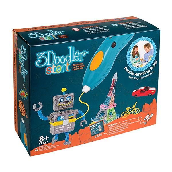 Der 3D-Stifft 3Doodler ist ein guter Einstieg in die Maker-Szene. (Foto: ThinkGeek)