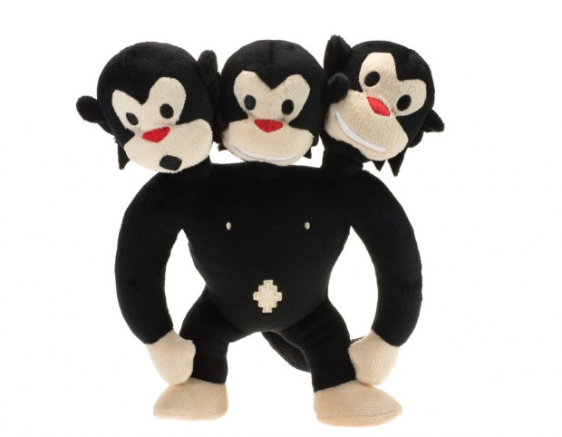 Der heimliche Star aus Monkey Island als Plüschtier. (Foto: Getdigital)
