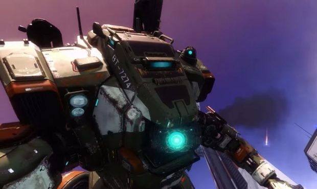 Riesige Mechs und jede Menge Action – Titanfall 2 macht auf PC, Xbox One oder PlayStation 4 eine gute Figur. (Bild: Electronic Arts)