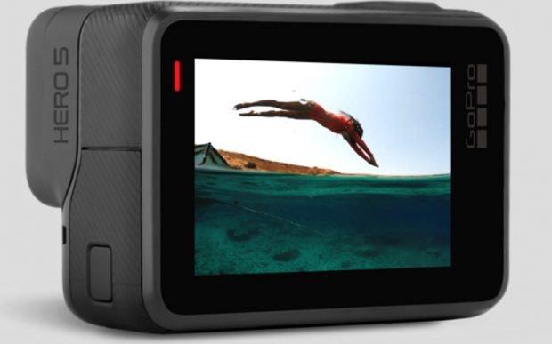 Die neue GoPro Hero 5 Black bietet gegenüber der Vorgängerin einige sinnvolle Neuerungen. (Foto: GoPro)