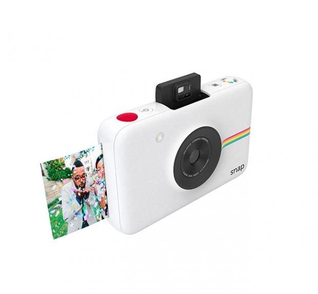 Wie in guten, alten Zeiten – nur mit Touchdisplay und Bluetooth-Verbindung zum Smartphone. (Foto: Polaroid)