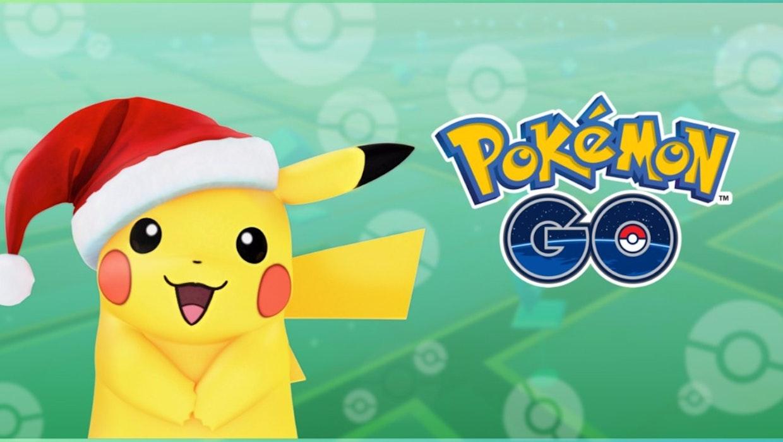 Pokémon Go: Pikachu mit Weihnachtsmütze und neue Pokémon