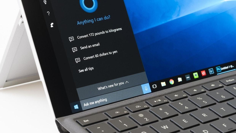 Windows 10: Cortana-Nutzung wohl nur noch für angemeldete Microsoft-Kunden