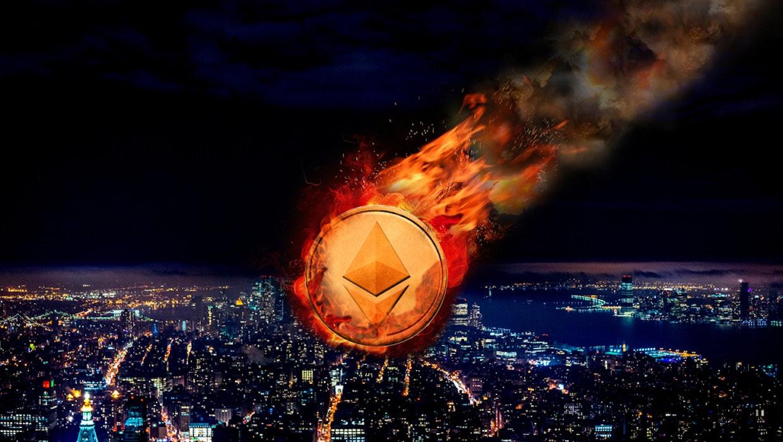 Ethereum: 23,6 Millionen Dollar Gebühr für eine Transaktion im Wert von 100.000 Dollar