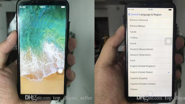 iPhone-X-Klon für 93 Euro: Das steckt im Goophone X