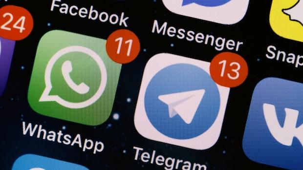 Nicht angezeigt online messenger zuletzt wird facebook Facebook Messenger
