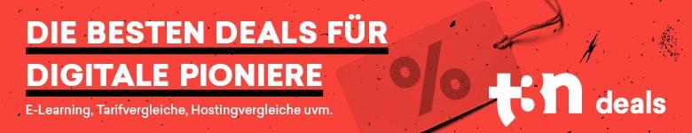 t3n-Deals: Alle Technik Angebote in der Übersicht