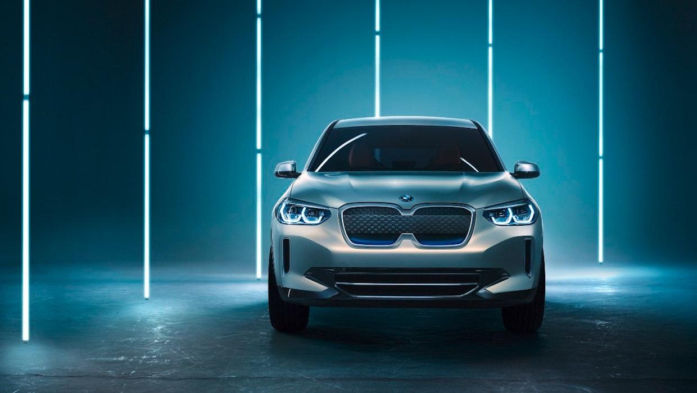 BMW verzichtet beim E-SUV iX3 auf seltene Erden und reduziert Kobalt
