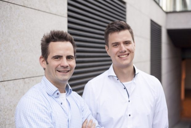 Robert Jänisch und Andreas Bell von Iox Lab. (Foto: Iox Lab)