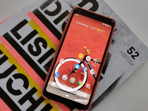 Android 9.0 auf dem Pixel 2 XL. (Foto: t3n.de)