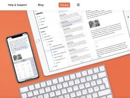 Ulysses: Schreibtool für ablenkungsfreies Schreiben