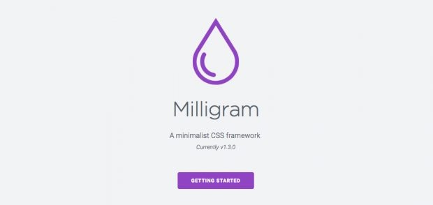 Das CSS-Framework setzt den Fokus auf Performance und Einfachheit. (Screenshot: t3n.de)