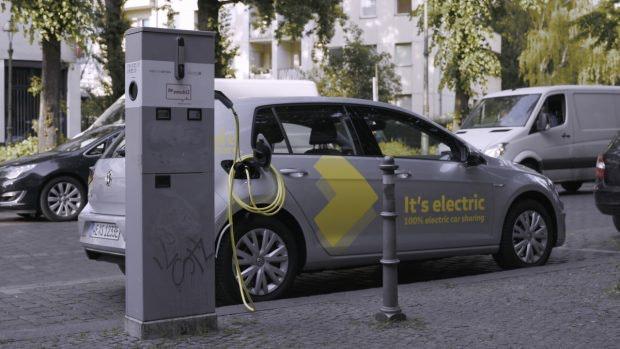VW We Share startet in Berlin. (Foto: VW)