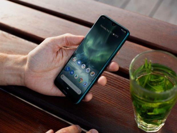 Nokia 7.2. (Foto: Nokia)