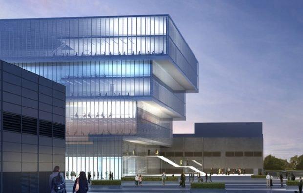 Die Halle 90b auf dem Volkswagen-Gelände in Wolfsburg. (Bild. RKW)