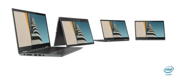 Lenovo Thinkpad X1 Yoga 2019. (Bild: Lenovo)