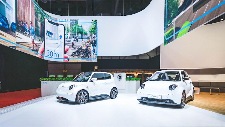 Ego Mobile zeigt Serien- und Sportversion des Life in Genf